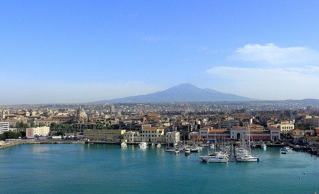Catania - Szicília