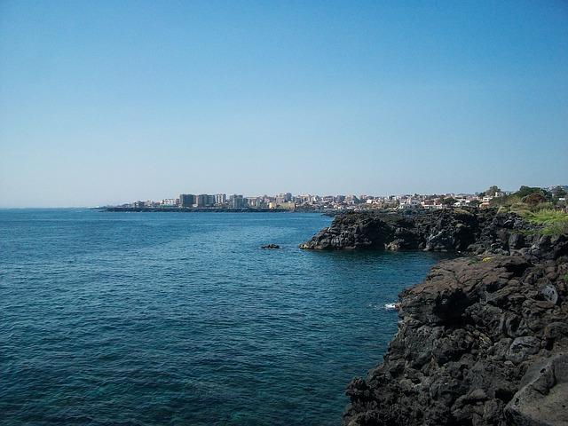 Catania partjai